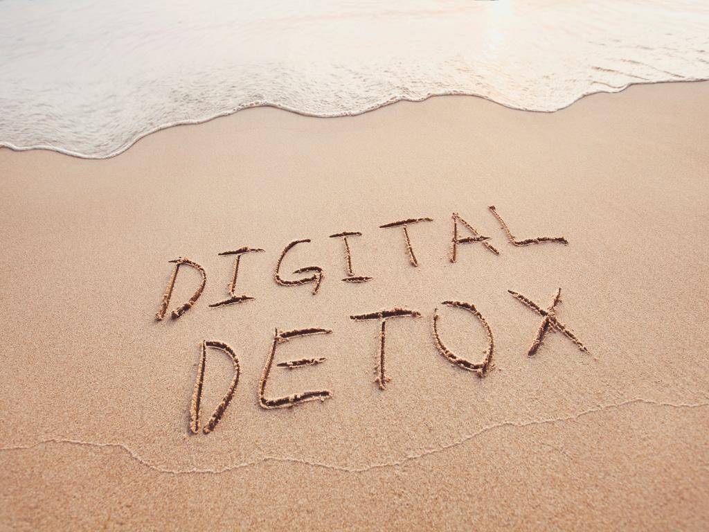 Die digitale Welt erdrückt Sie? – Hier sind 5 Tipps zur digitalen Entgiftung