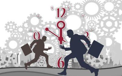 Achtung: Stoppen Sie die Arbeitssucht